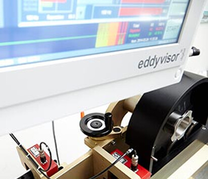 Eddy Current Sorters for Parts Separation